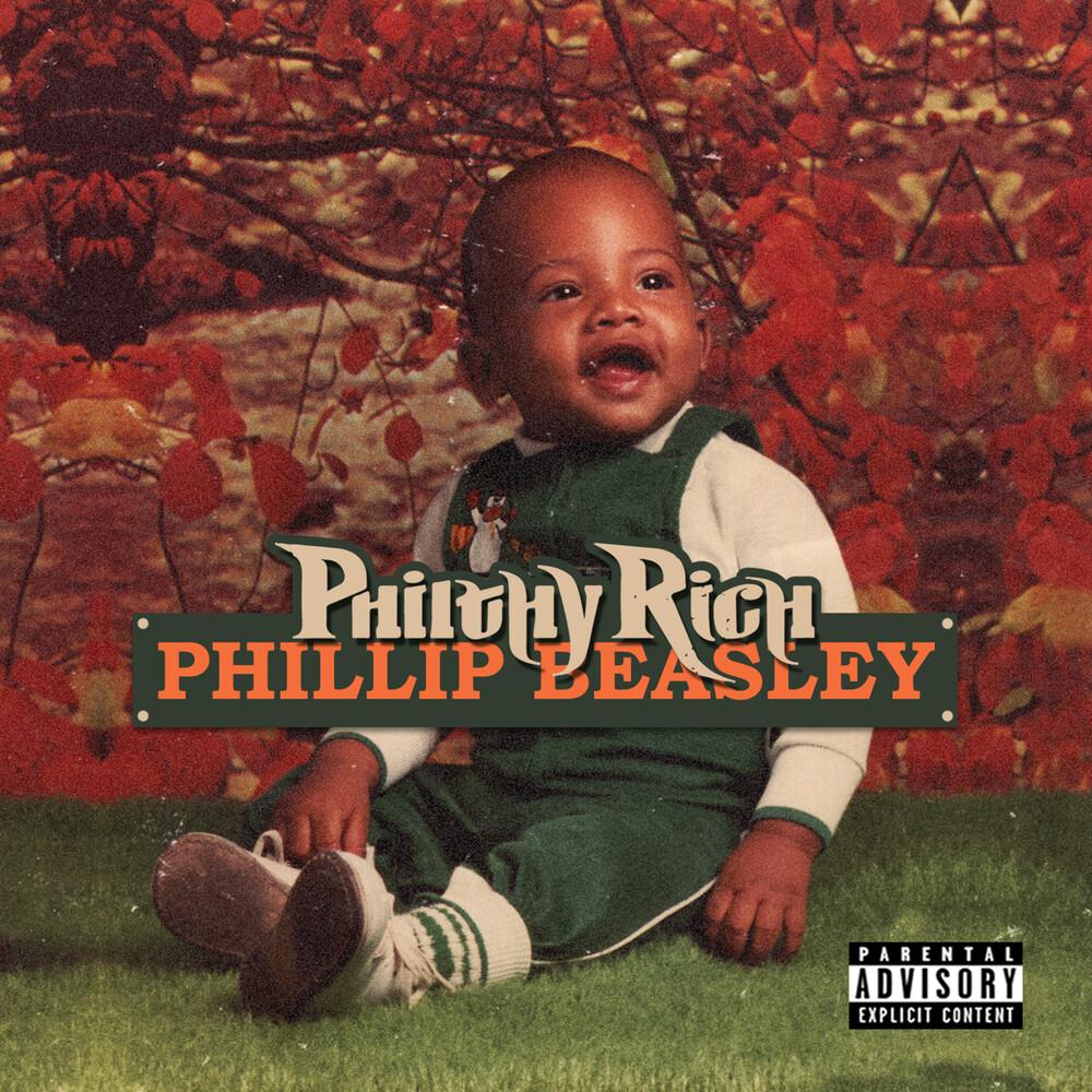 Philthy Rich - Phillip Beasley [Digipak]