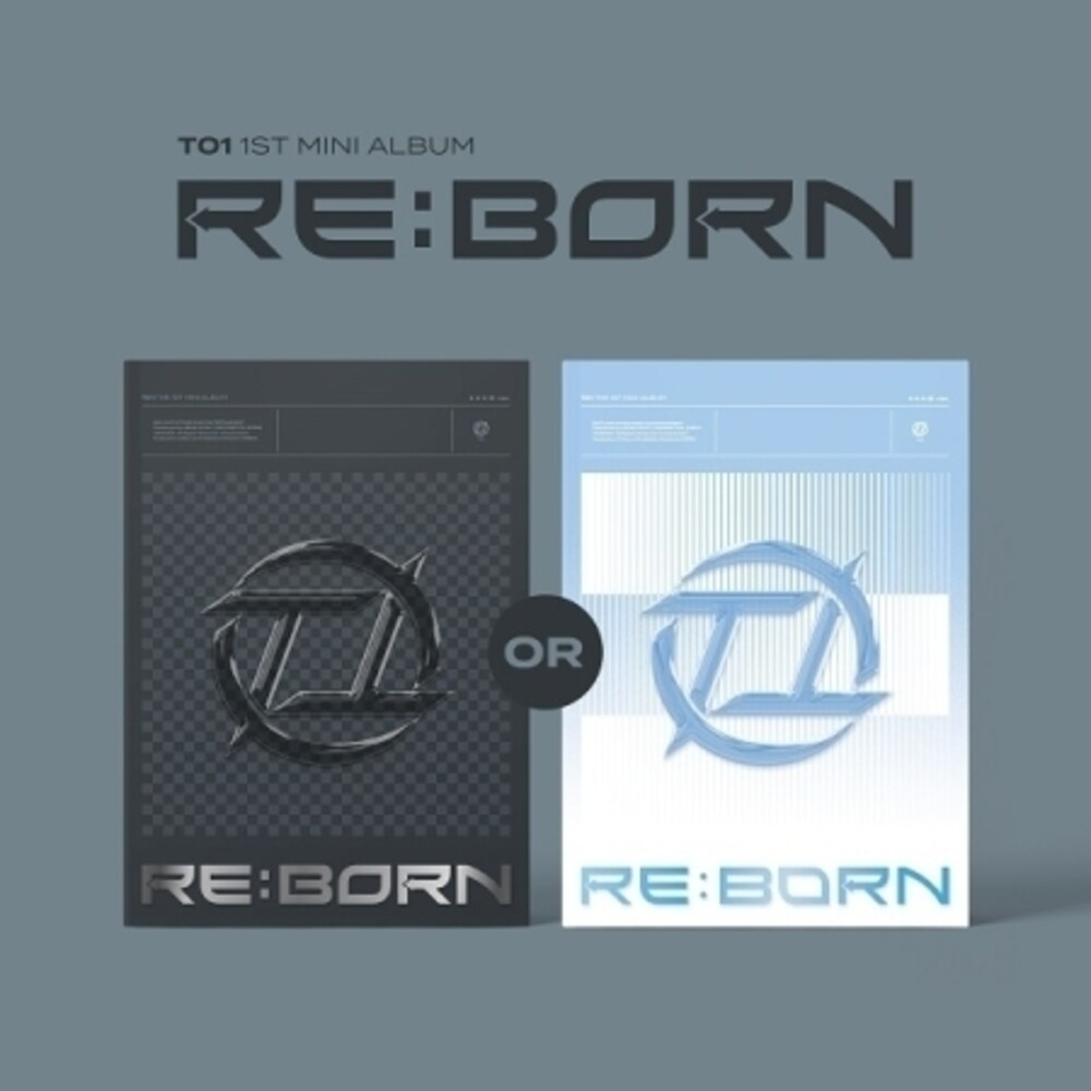 To1 - Re:Born (Random Cover) (Asia)