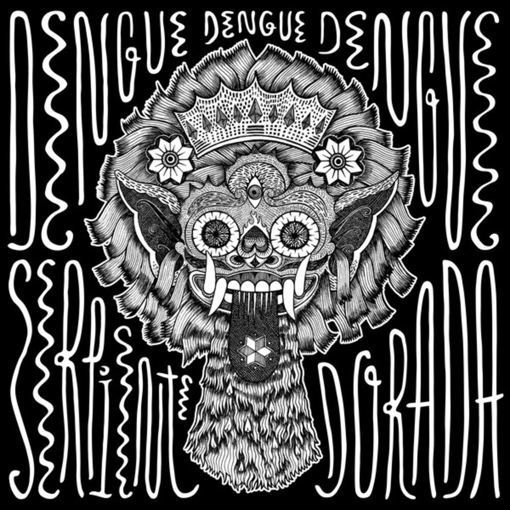 Dengue Dengue Dengue - Serpiente Dorada [Colored Vinyl] (Gold)