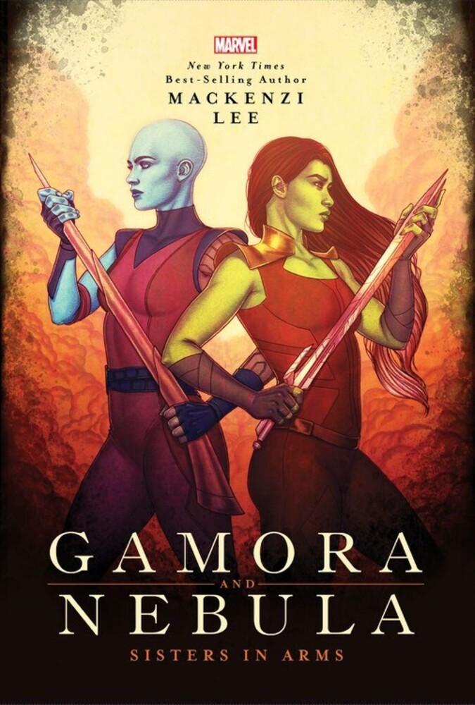 Mackenzi Lee  / Frison,Jenny - Gamora And Nebula (Hcvr)