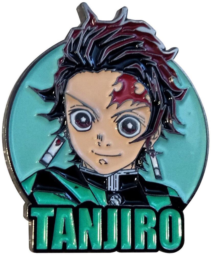 - Demon Slayer Tanjiro Enamel Pins (Clcb) (Mult)