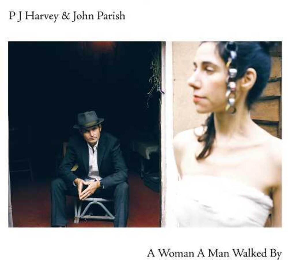Pj Harvey  / Parish,John - Woman A Man Walked By