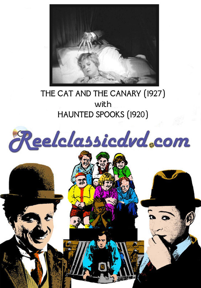 Cat and the Canary with Haunted Spooks - Cat And The Canary With Haunted Spooks / (Mod)