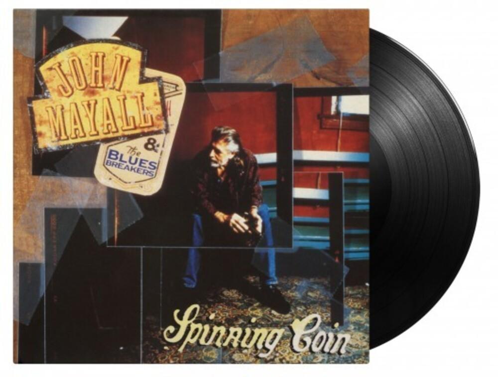 John Mayall & The Bluesbreakers - Spinning Coin [180-Gram Black Vinyl]