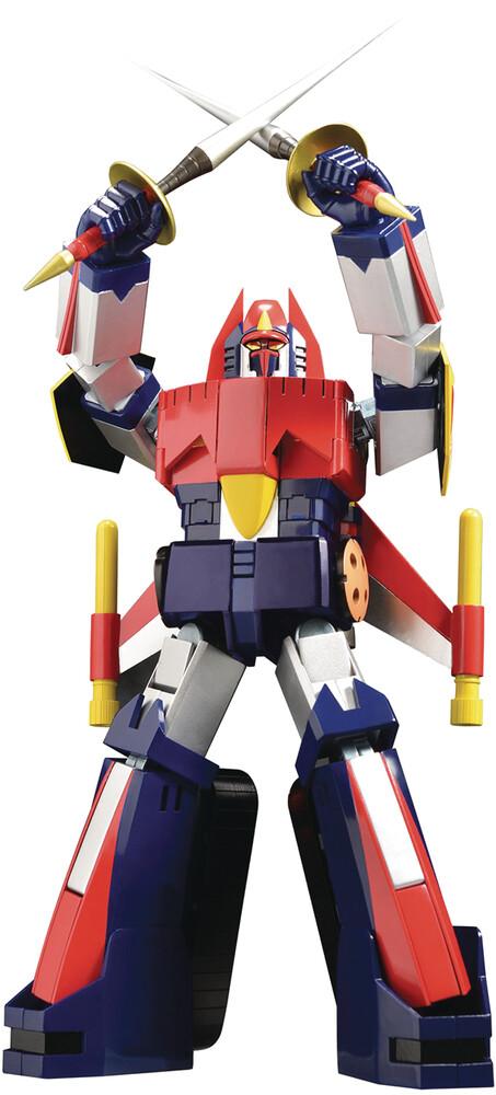 - Super Metal Action Daikengo Figure (Clcb) (Fig)
