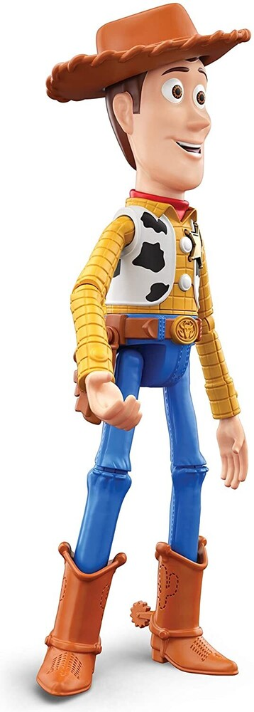 - World Of Pixar Woody Interactable (Fig)