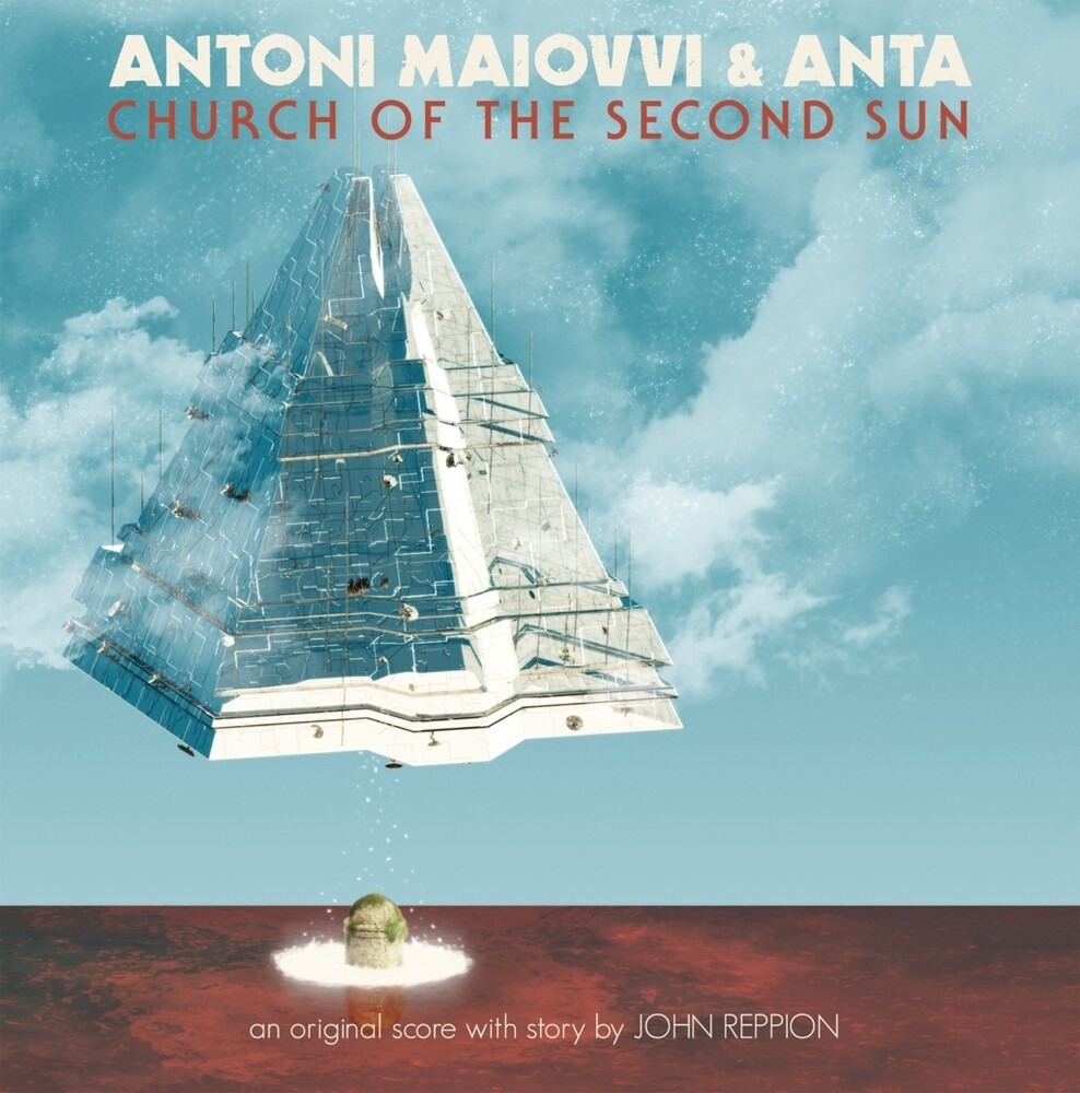 Antoni Maiovvi  / Anta (Colv) (Ogv) (Purp) - Church Of The Second Sun [Colored Vinyl] [180 Gram] (Purp)