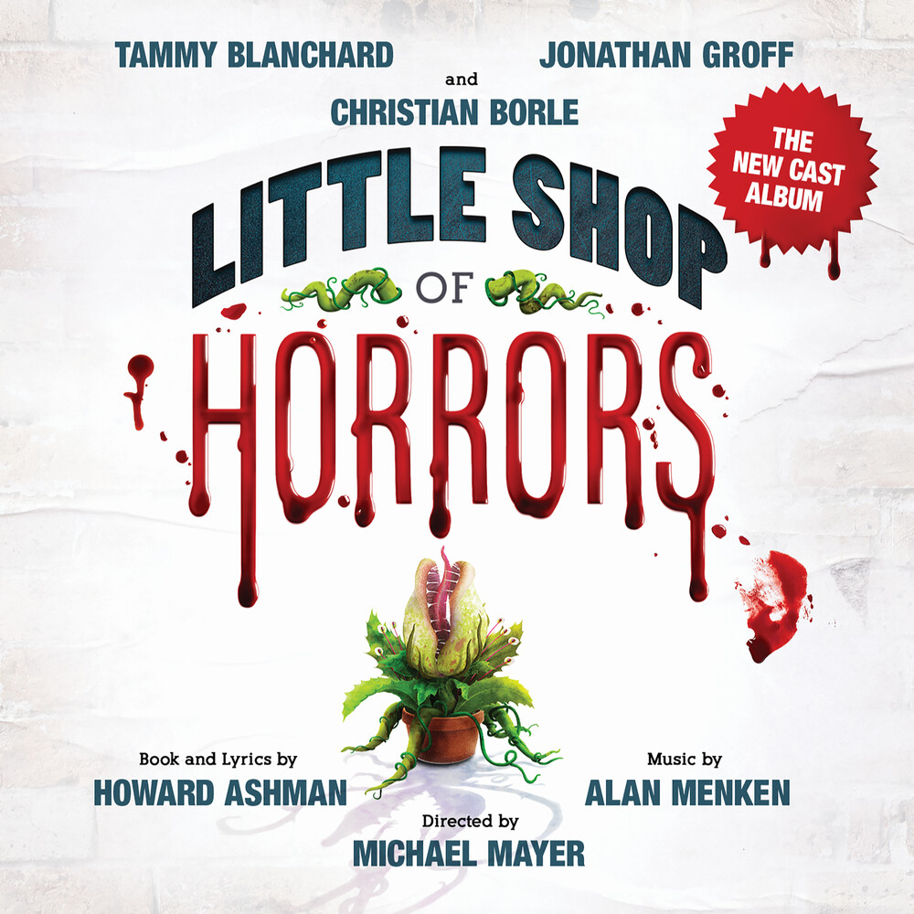 Howard Ashmen  / Menken,Alan - Little Shop Of Horrors (The New Cast Album)