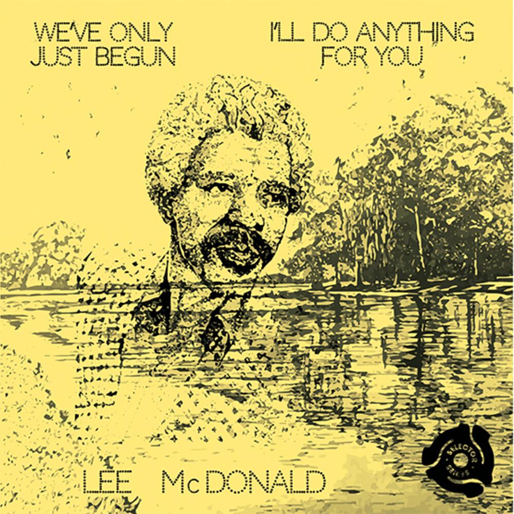 Lee Mcdonald - We've Only Just Begun