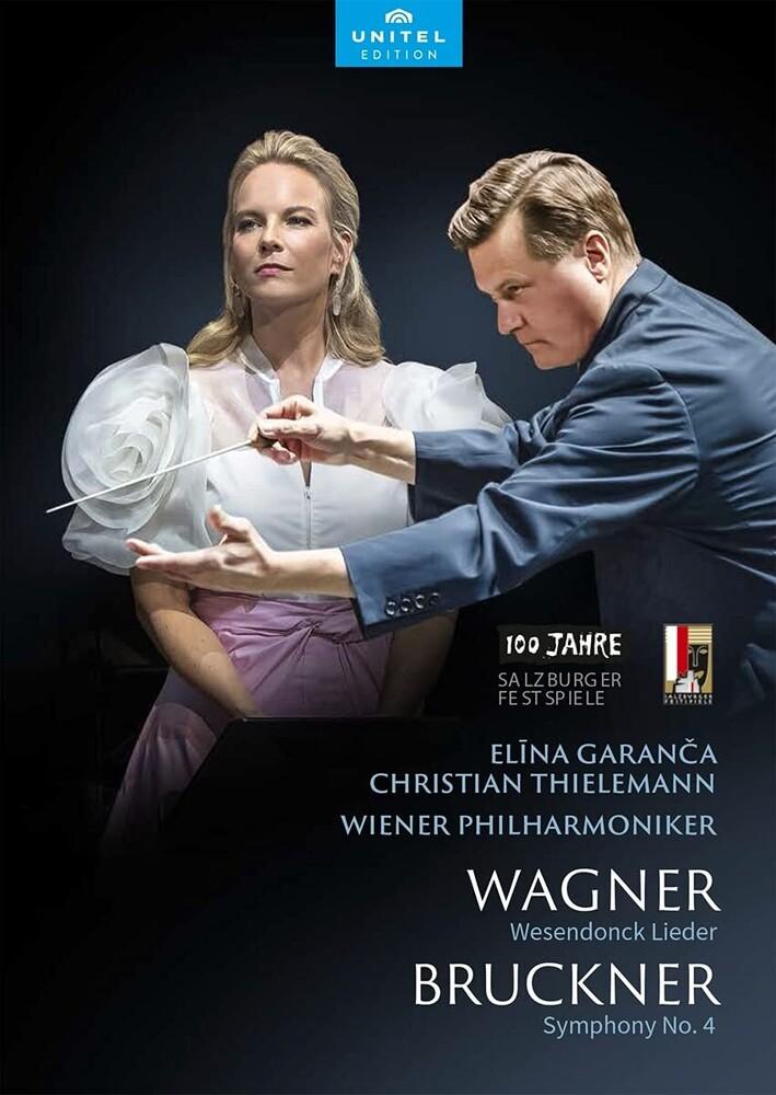 Bruckner / Thielemann / Wiener Philharmoniker - Wesendonck Lieder