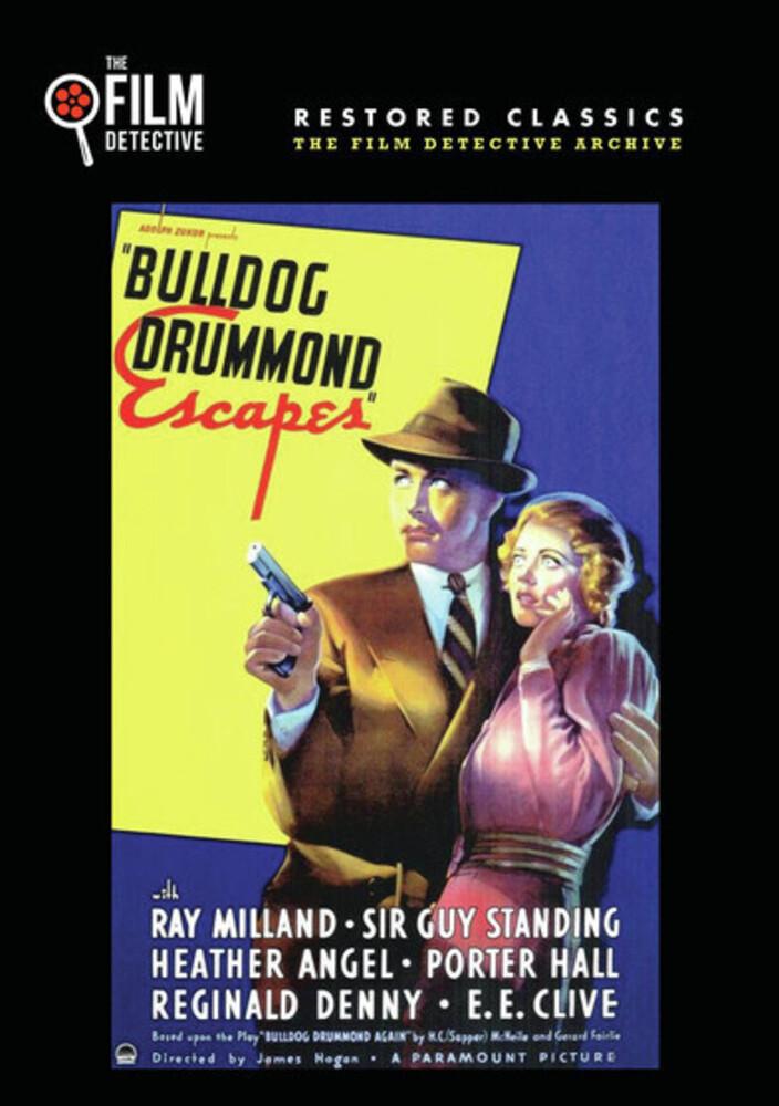Bulldog Drummond Escapes - Bulldog Drummond Escapes / (Mod Rstr)