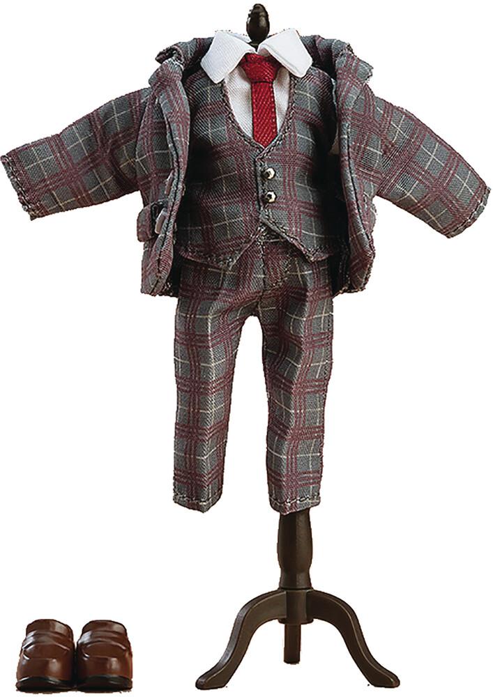 Good Smile Company - Nendoroid Doll Outfit Set Suit Plaid Ver (Plus)