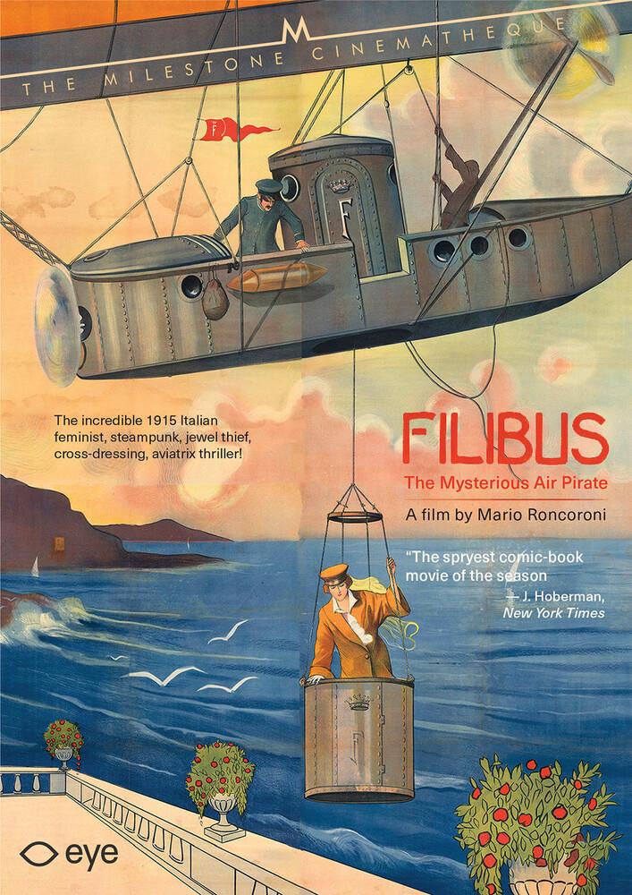 Filibus (1915) - Filibus (1915) (2pc) / (2pk)