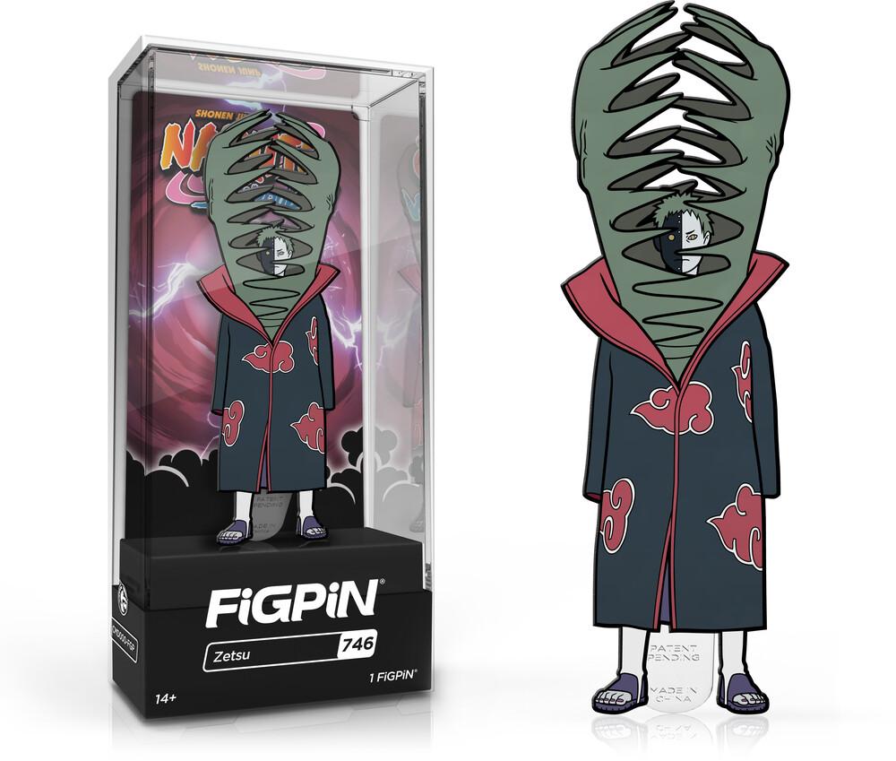 Figpin Naruto Shippuden Zetsu #746 - Figpin Naruto Shippuden Zetsu #746 (Clcb) (Pin)