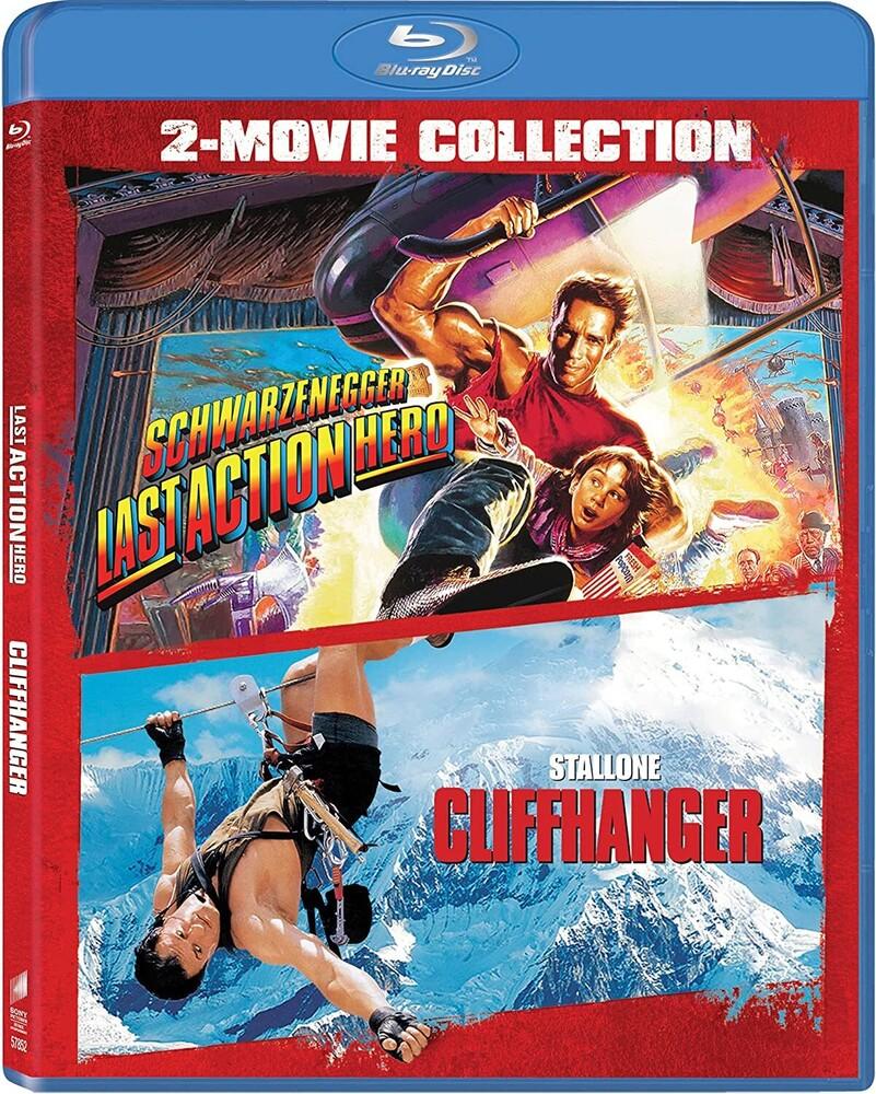 Cliffhanger / Last Action Hero - Cliffhanger / Last Action Hero (2pc) / (2pk)