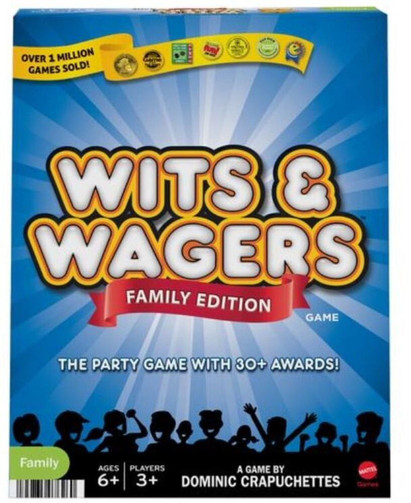 Games - Wits & Wagers Family (Ttop)