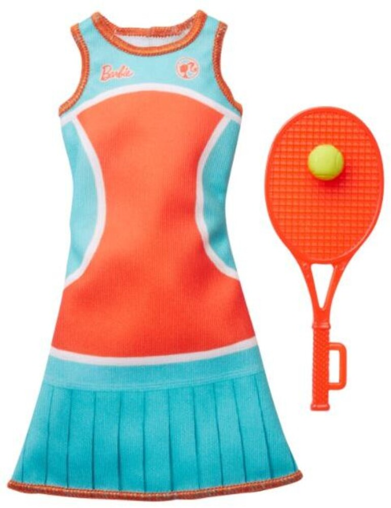 Barbie - Barbie Career Tennis Player Fashion Pack (Papd)