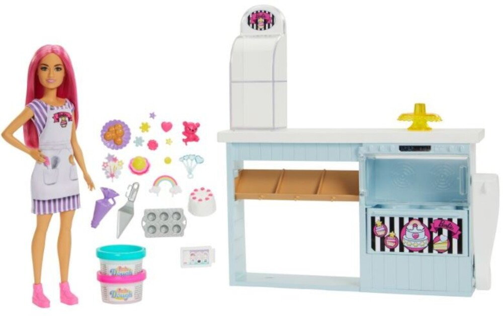 Barbie - Barbie I Can Be Bakery Playset (Papd)