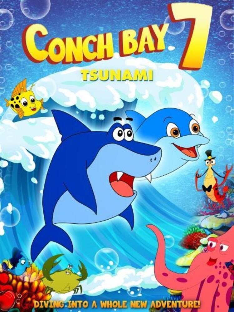 Conch Bay 7: Tsunami - Conch Bay 7: Tsunami