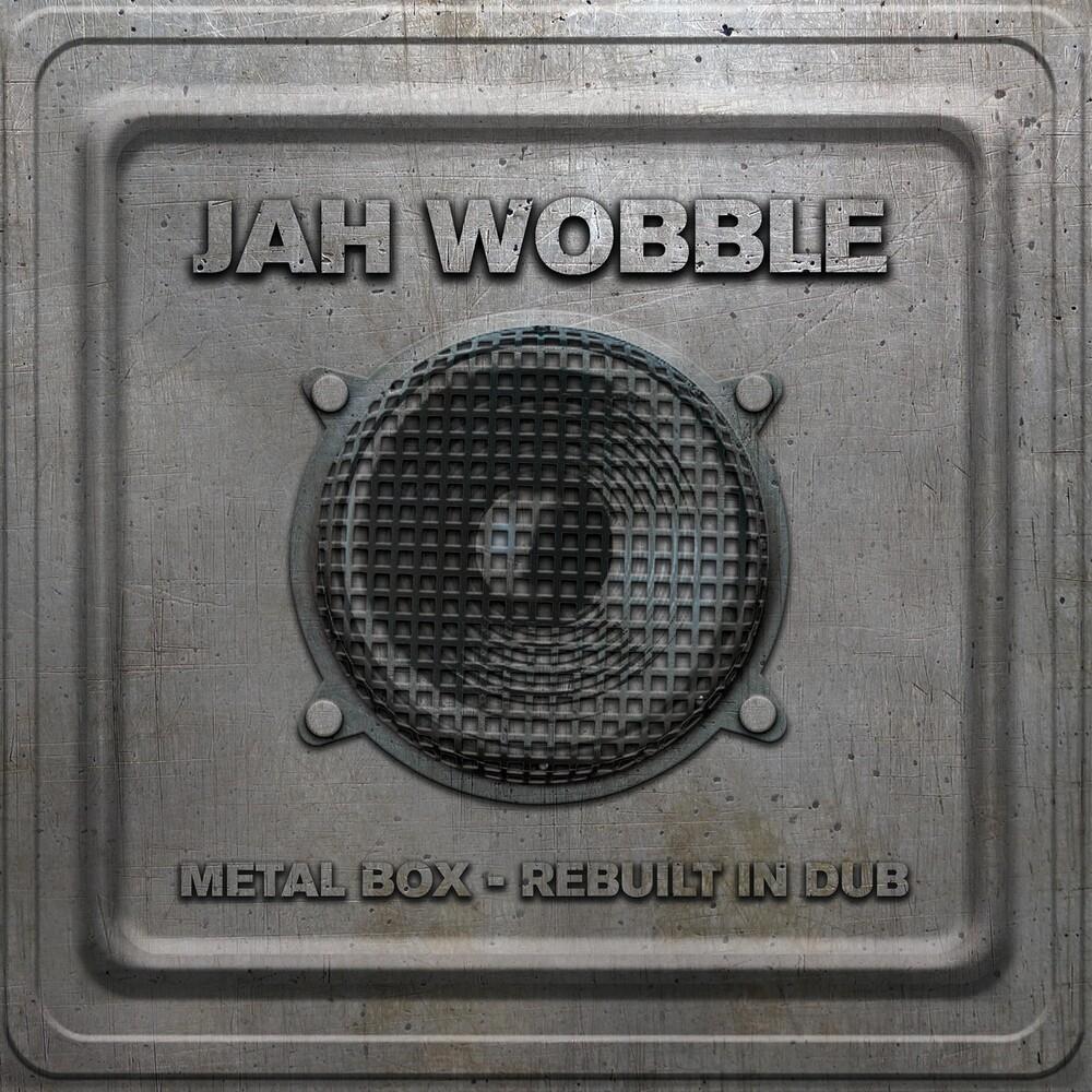 Jah Wobble - Metal Box - Rebuilt In Dub [Digipak]