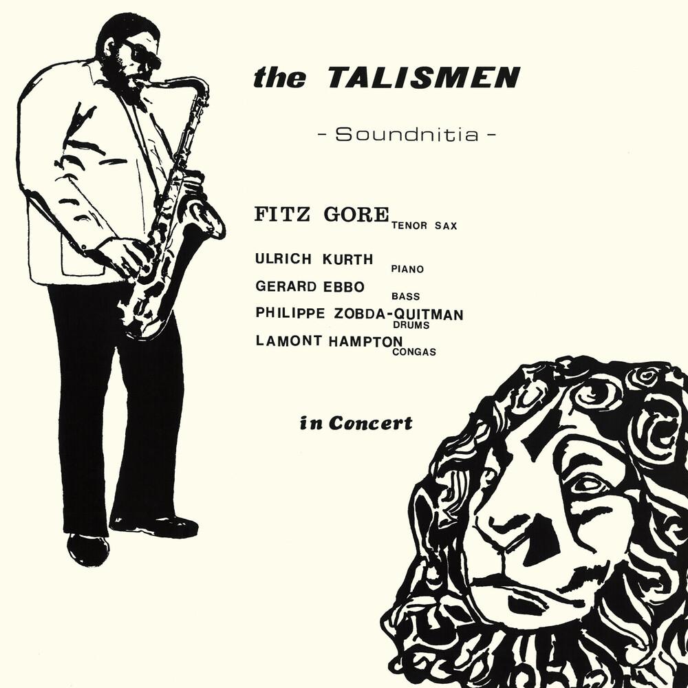 Fitz Gore & Talismen - Soundnitia