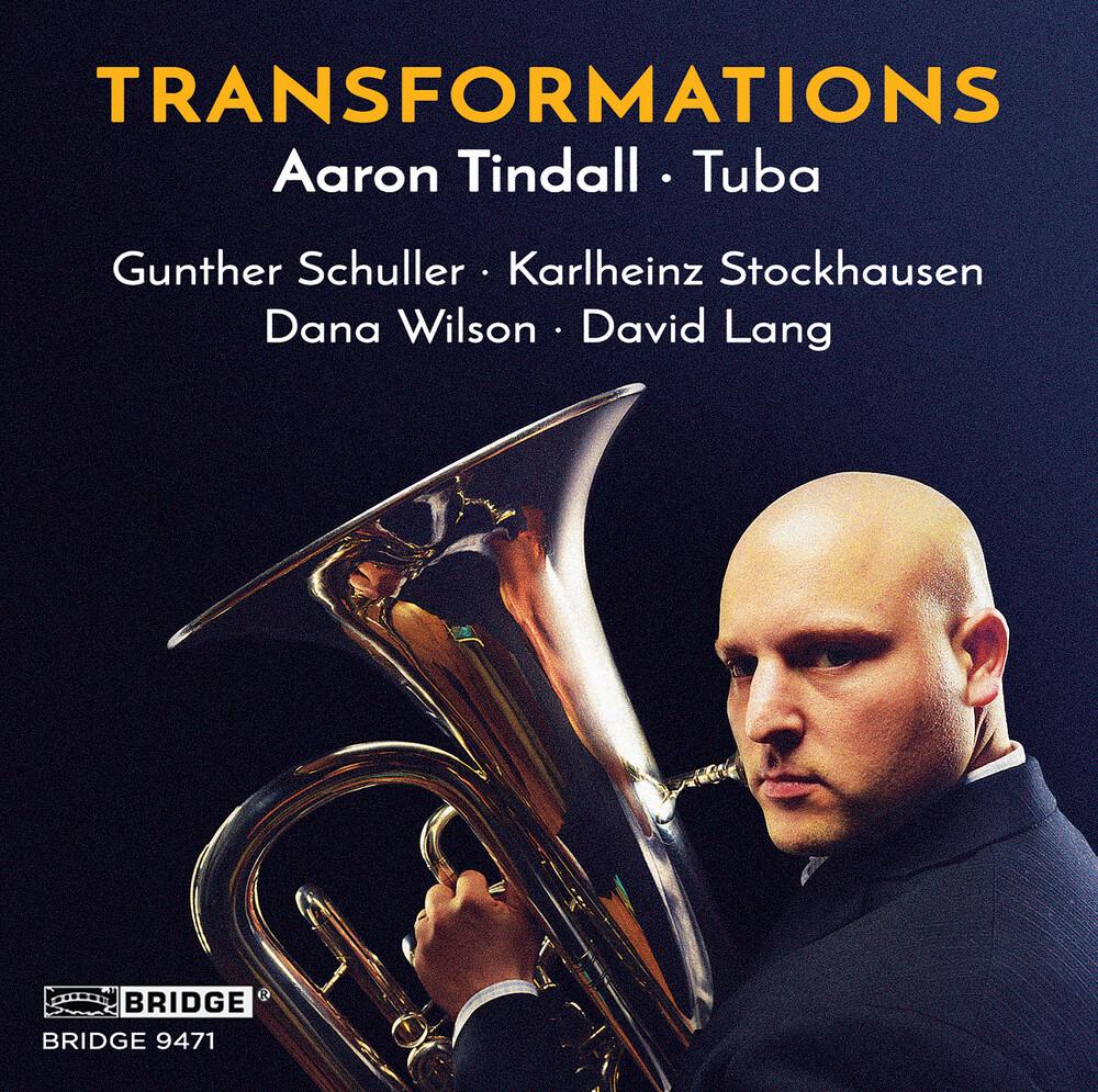 Aaron Tindall - TRANSFORMATIONS: Tindall - tuba