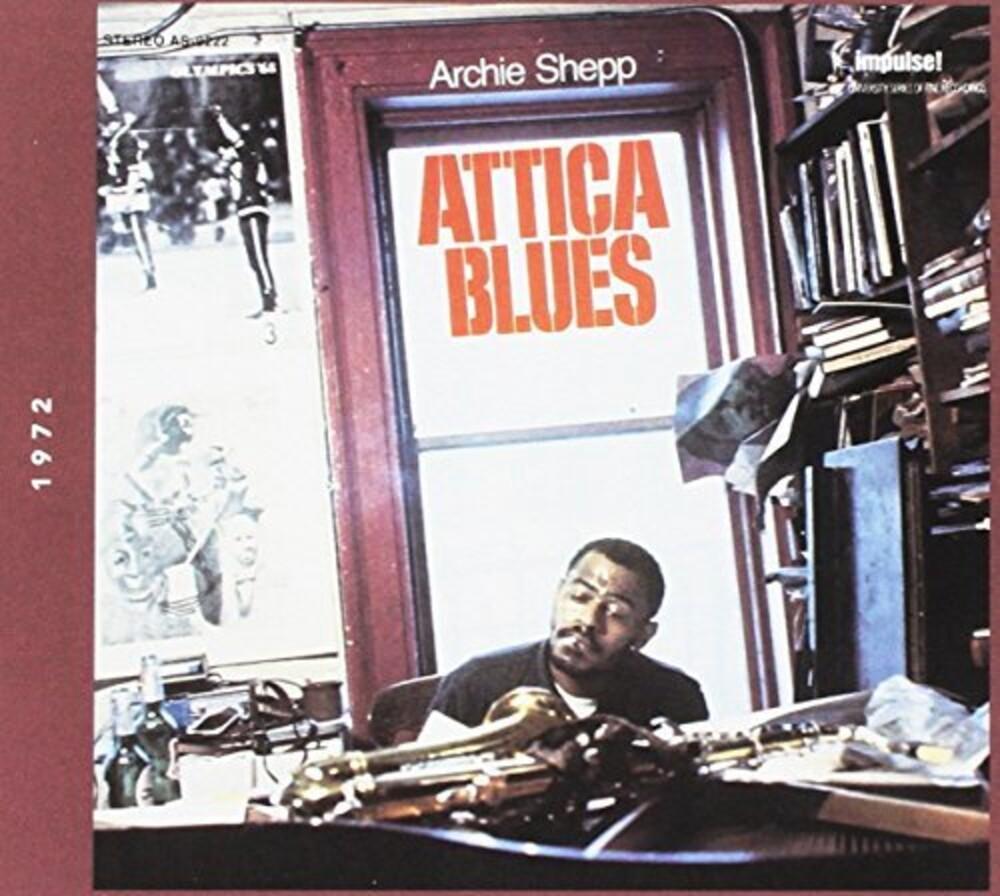 Archie Shepp - Attica Blues (Ita)
