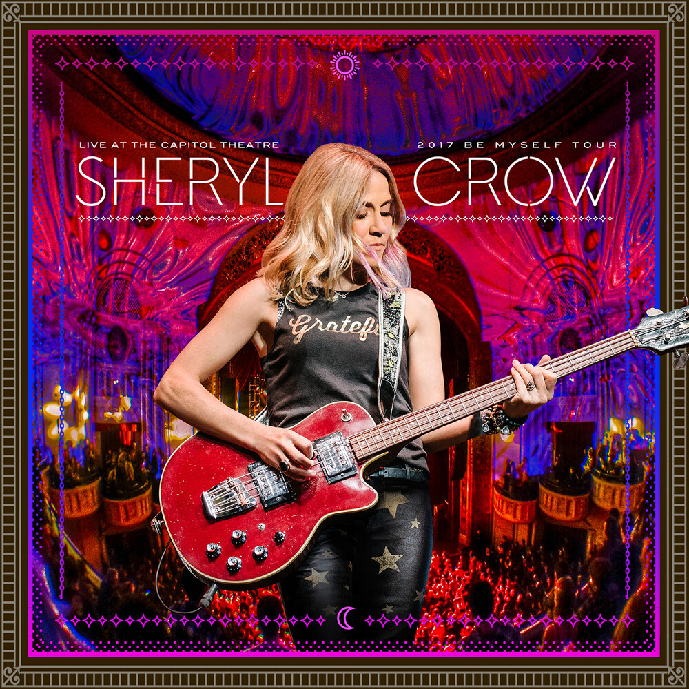 Sheryl Crow - Live At The Capitol Theatre [Blu-ray/2CD]