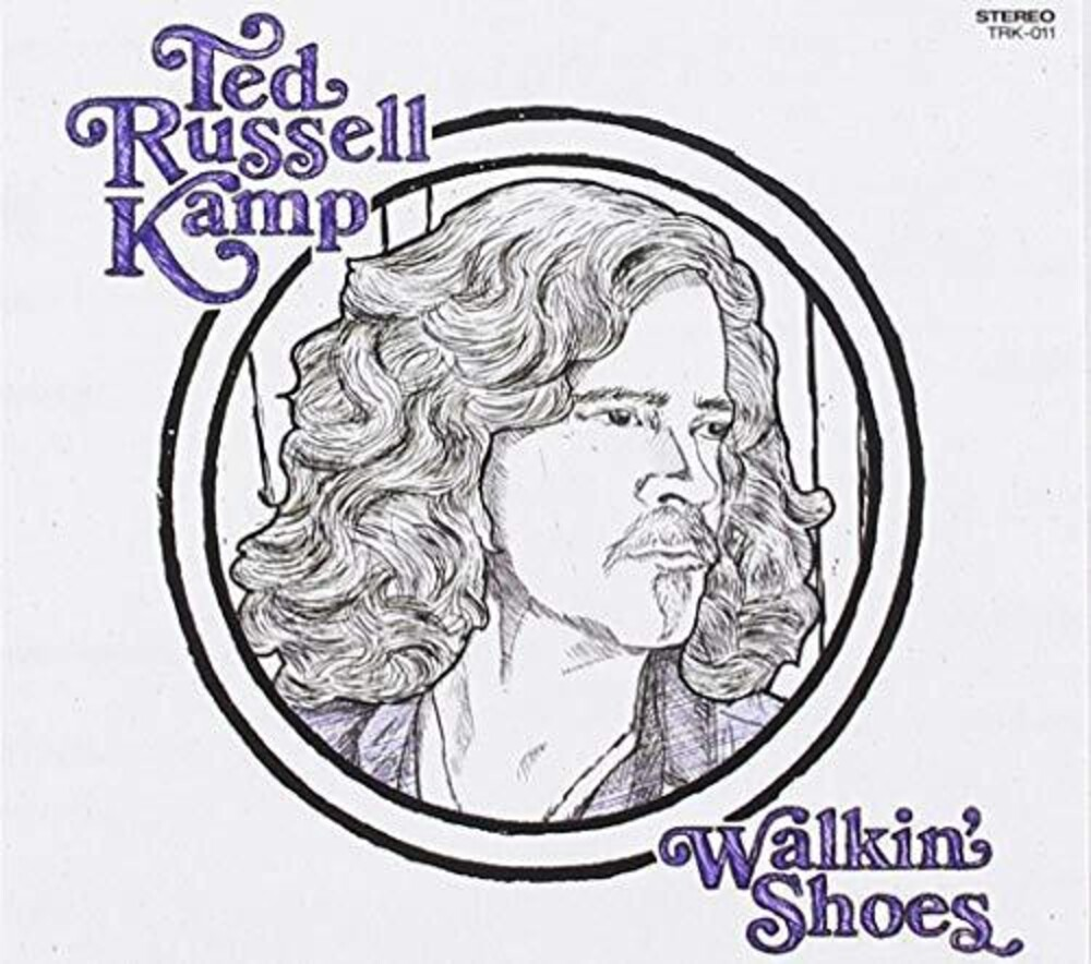 Ted Russell Kamp - Walkin' Shoes