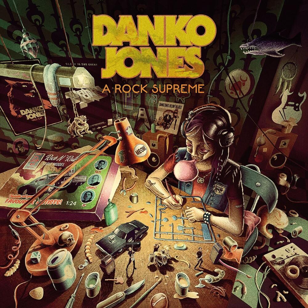 Danko Jones - A Rock Supreme [LP]