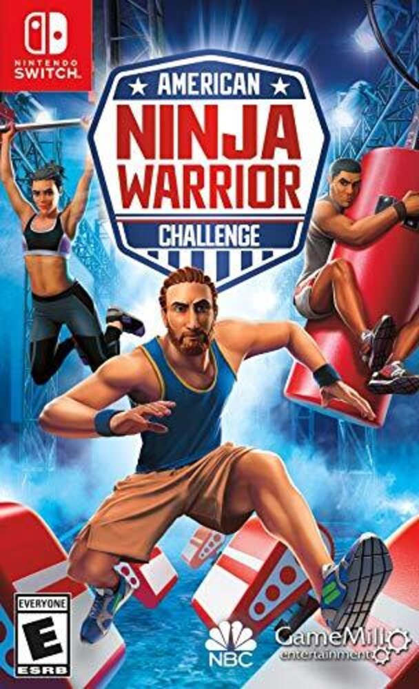- American Ninja Warrior for Nintendo Switch
