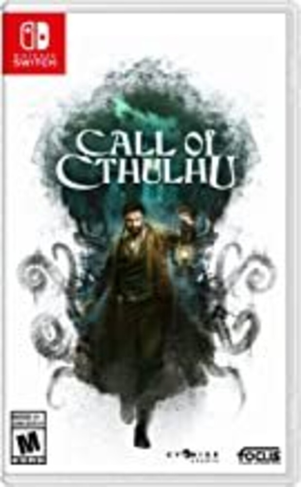 - Call of Cthulu for Nintendo Switch