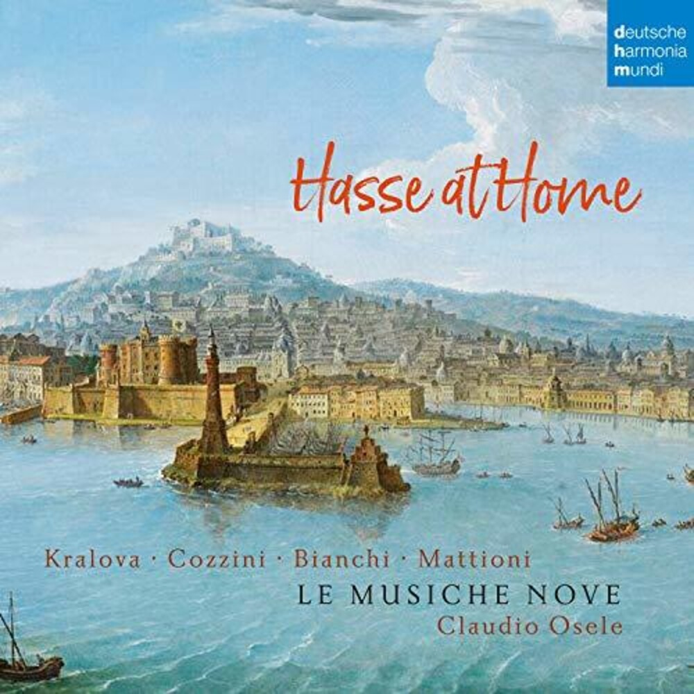 Musiche Nove - Hasse At Home: Cantatas & Sonatas (Ger)