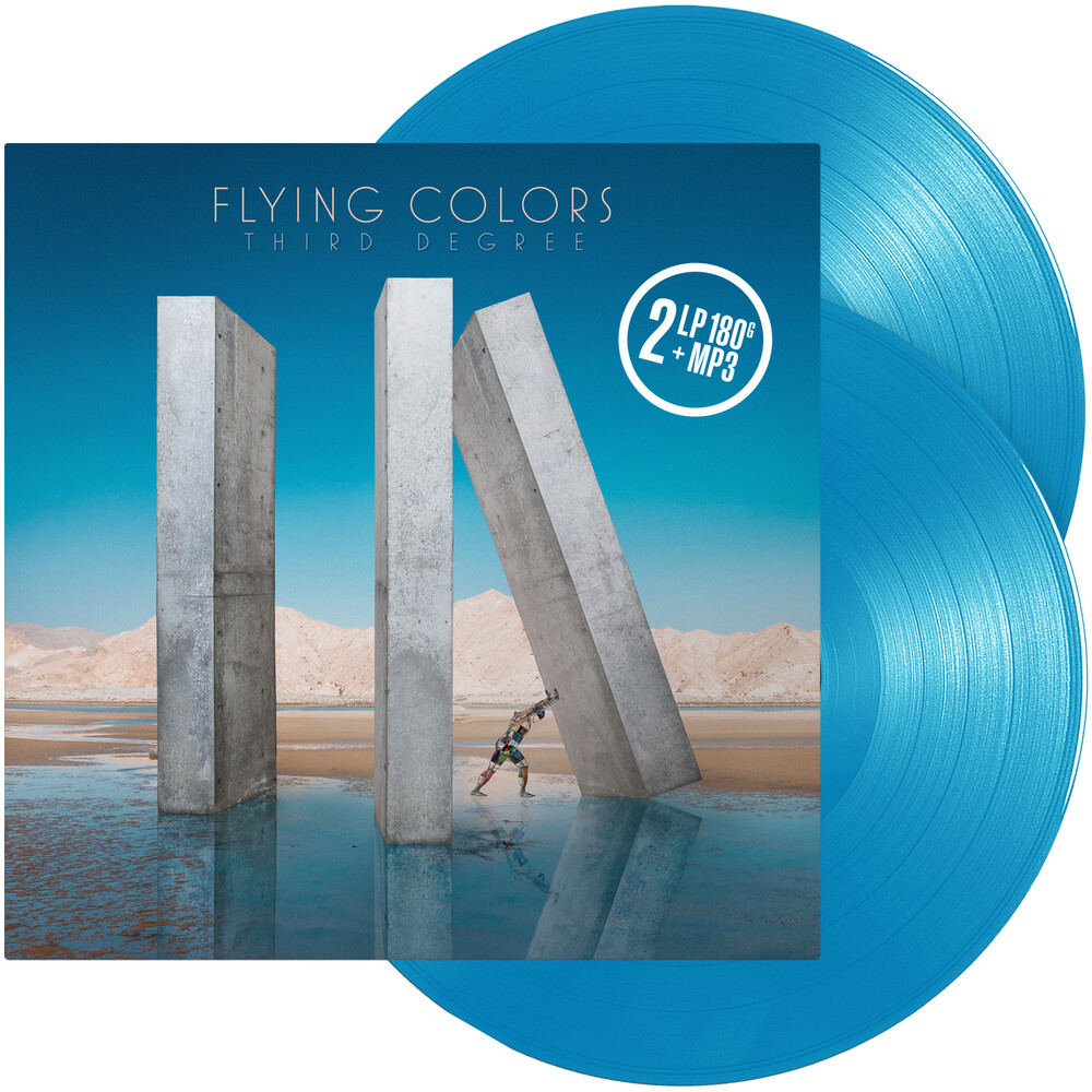 Flying Colors - Third Degree [Limited Edition Blue 2LP]