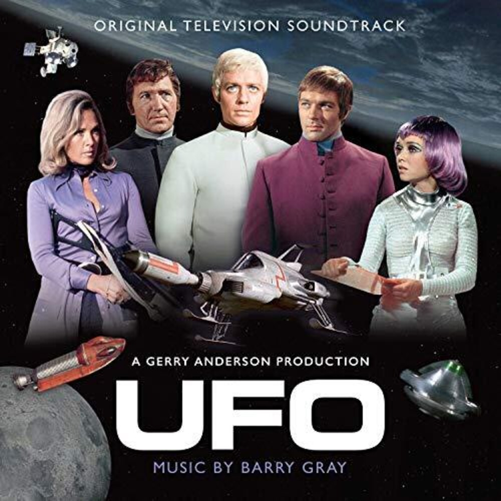 Barry Gray Aus - Ufo / O.S.T. (Aus)