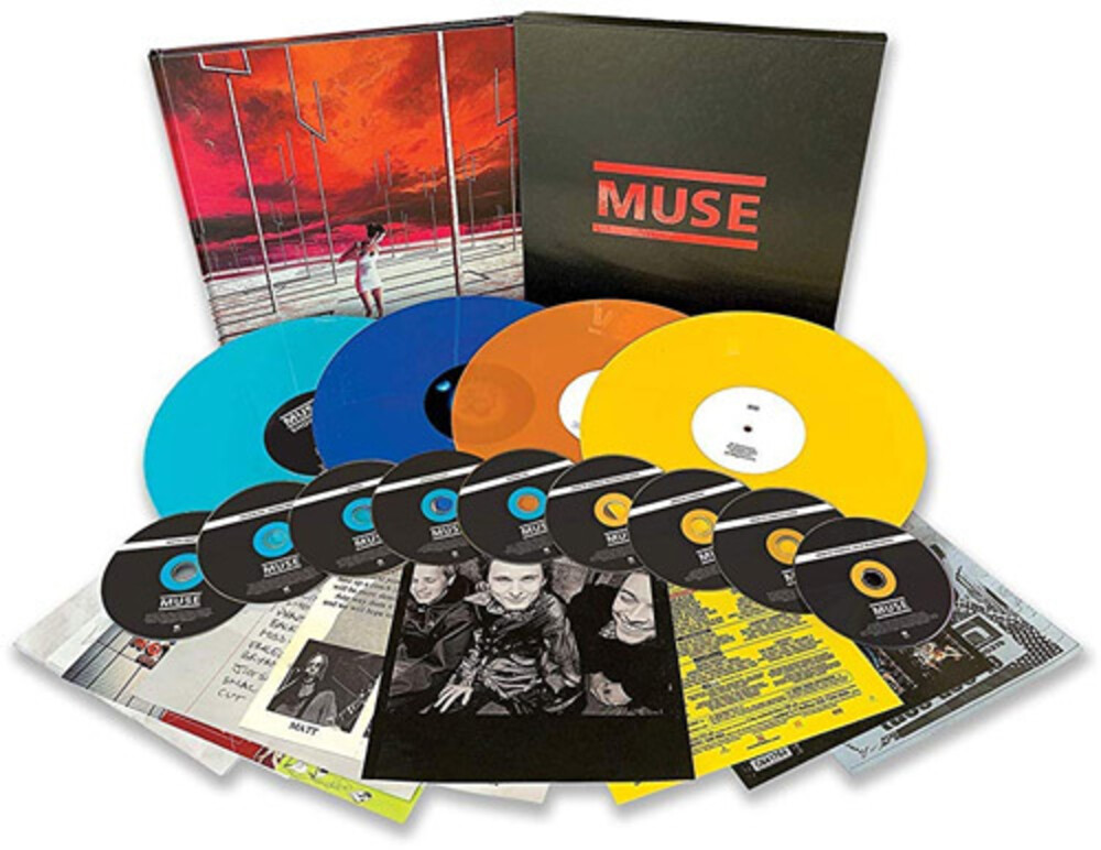 Muse - Origin of Muse [Deluxe Box Set]