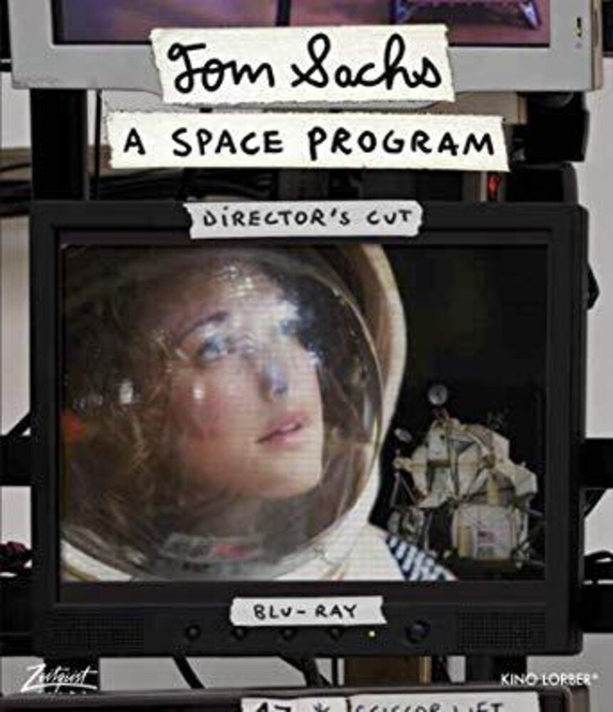 - Tom Sachs: A Space Program