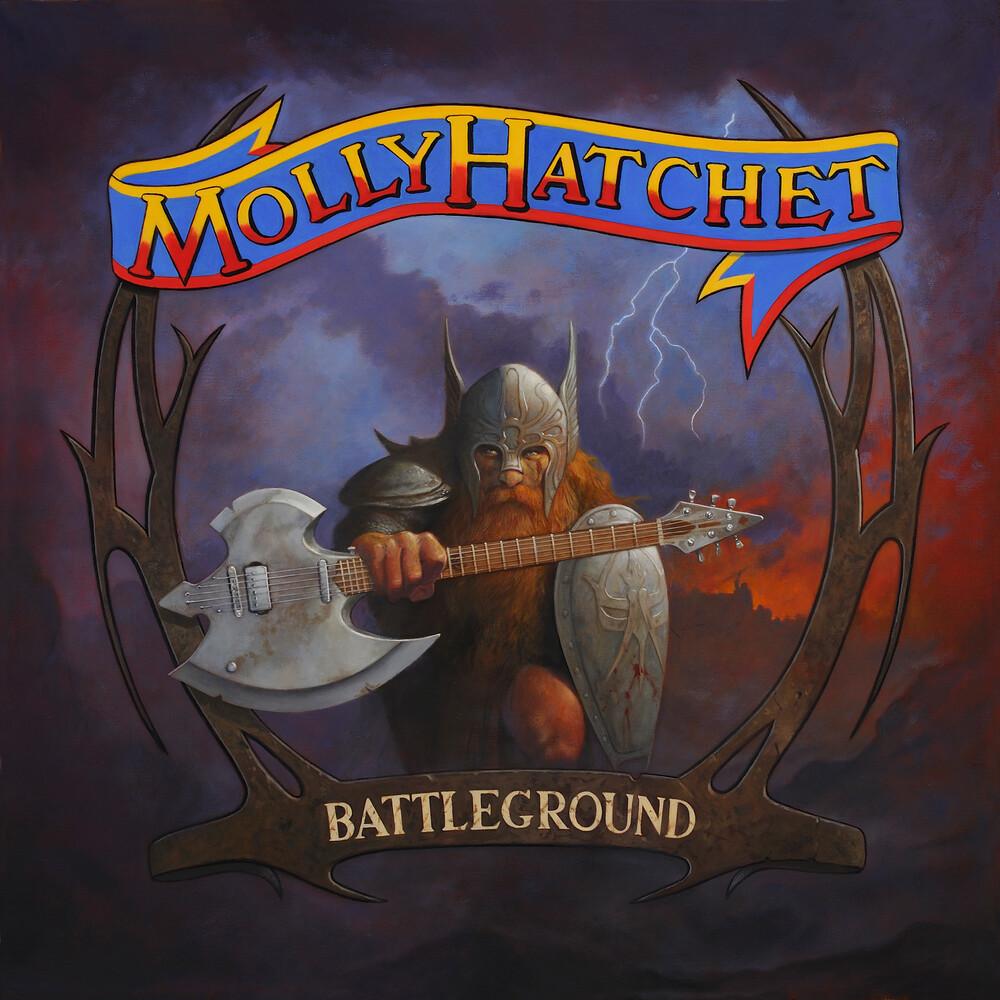 Molly Hatchet - Battleground