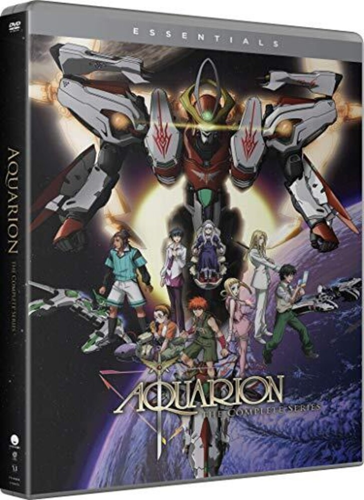Aquarion: Complete Series - Aquarion: Complete Series