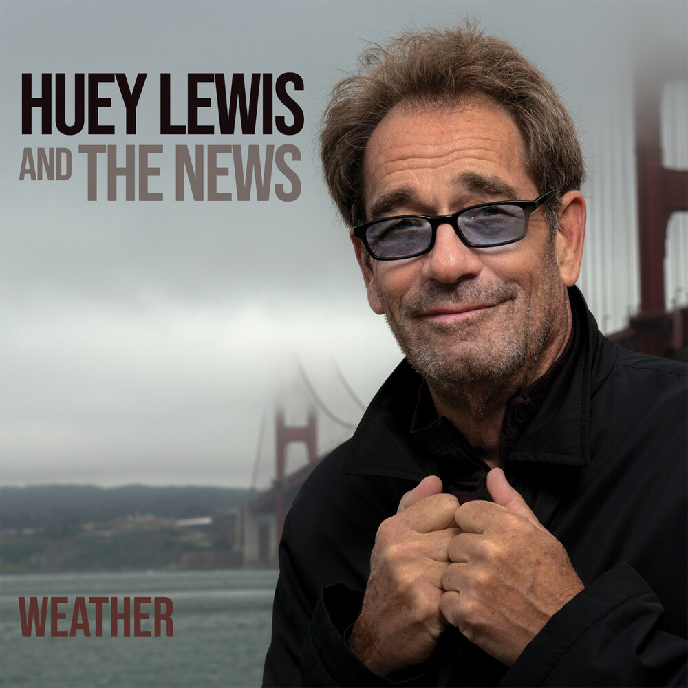 Huey Lewis & The News - Weather [LP]