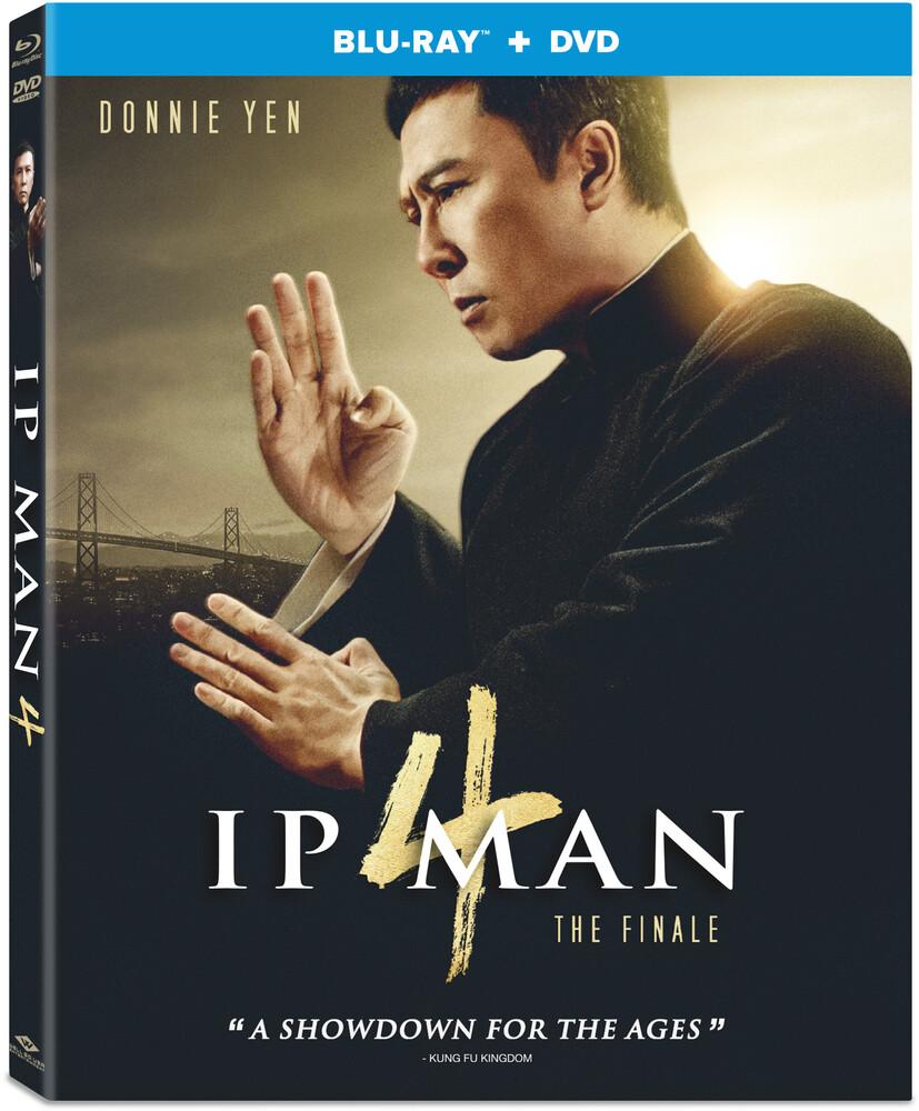 - Ip Man 4: Finale (2pc) (W/Dvd) / (2pk)