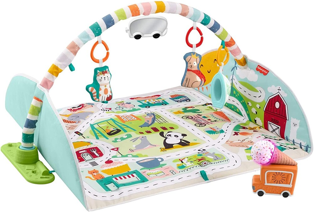 - Fisher Price - Activity City Gym