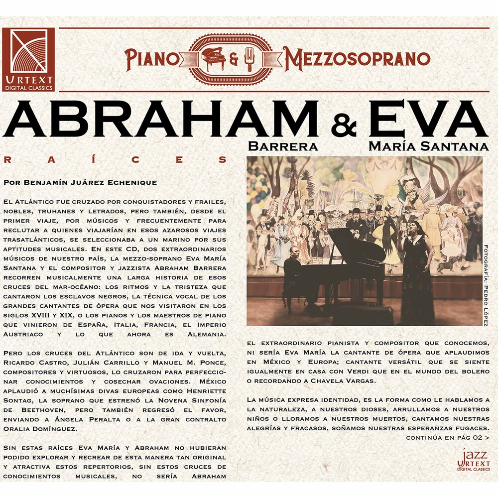 Abraham Barrera - Raices