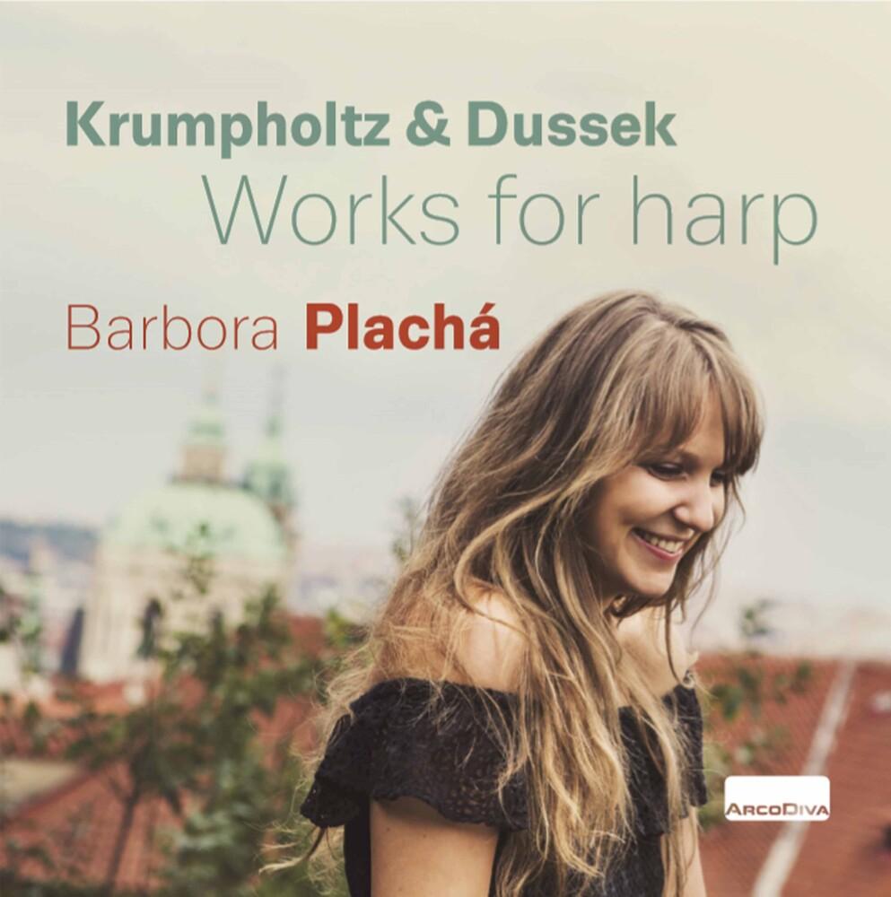 Dussek / Barbora Placha - Works for Harp