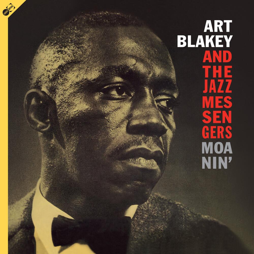 Art Blakey & The Jazz Messengers - Moanin [Limited 180-Gram Vinyl With Bonus Tracks & Bonus CD]
