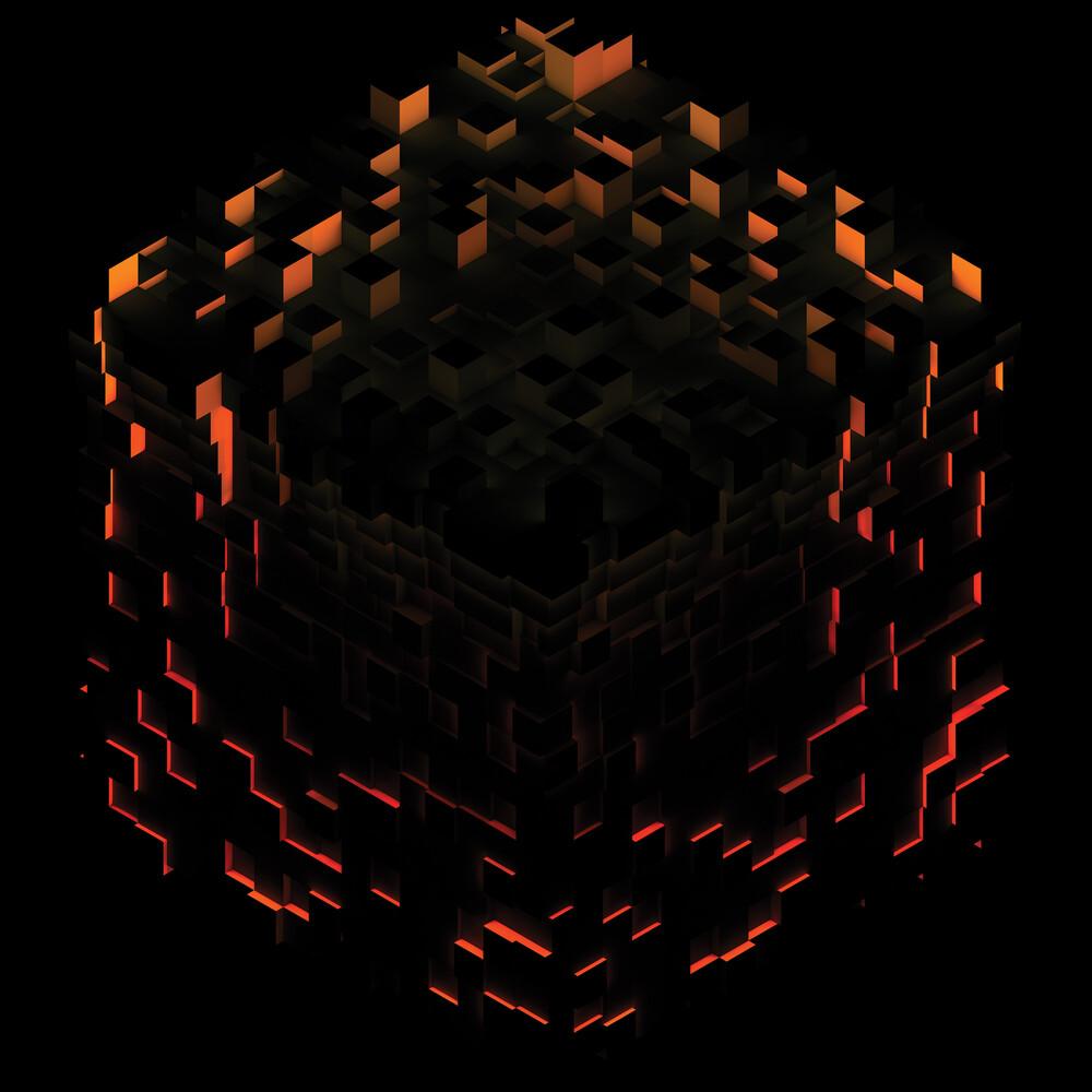 C418 - Minecraft Volume Beta (Color Vinyl) (Org) (Red)