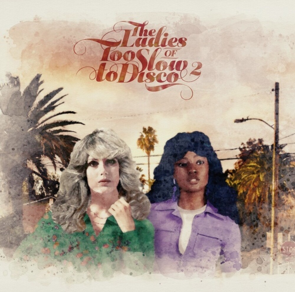 Ladies Of Too Slow To Disco Vol 2 / Various - Ladies Of Too Slow To Disco Vol 2 / Various (Uk)