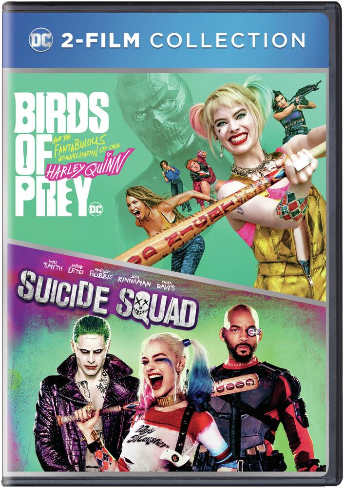 Birds of Prey DC [Movie] - Birds Of Prey/ Suicide Squad