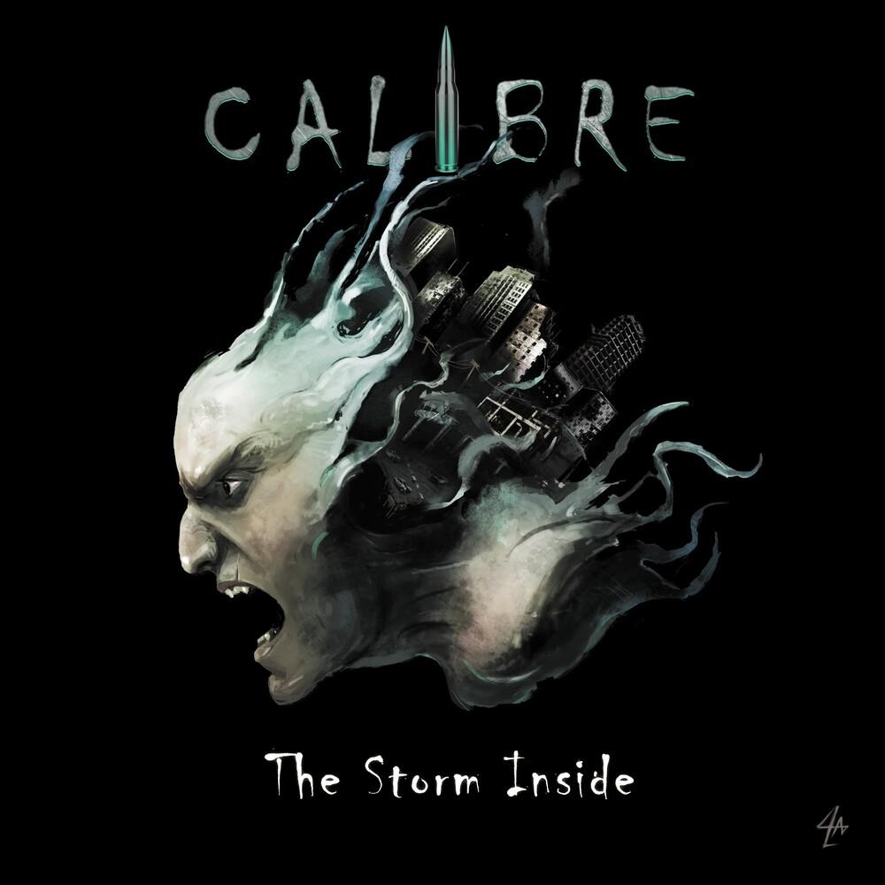 Calibre Iran - Storm Inside (Uk)