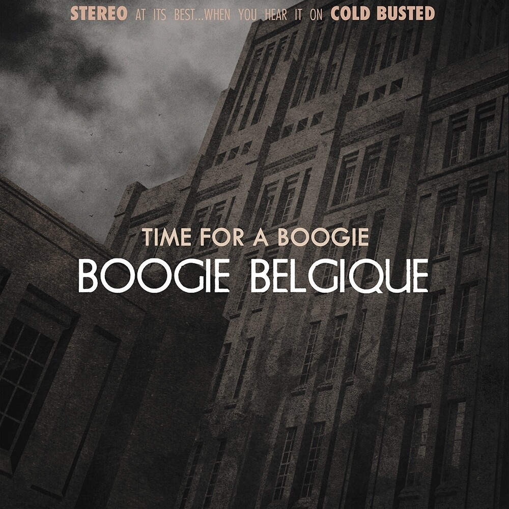 Boogie Belgique - Time For A Boogie (Remastered) (Rmst)